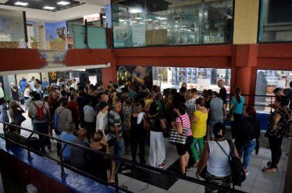 Cubanos centro comercial