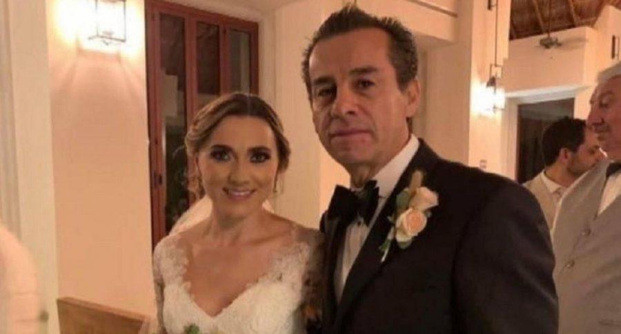 Raúl Orihuela y Valeria Hassen Morales