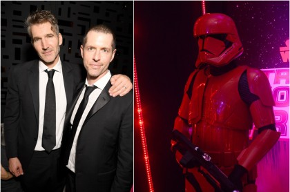 David Benioff y D.B. Weiss /  Star Wars Sith Troopers