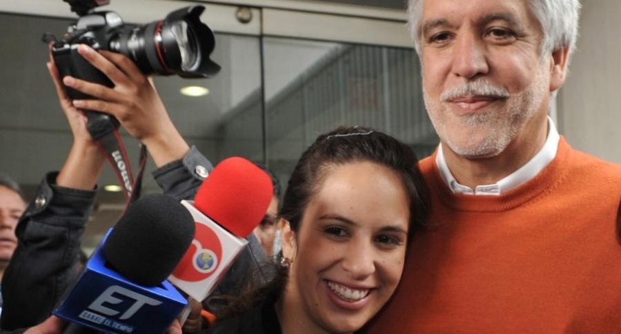 Hija de Peñalosa