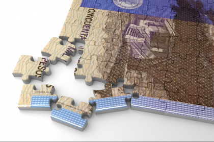 Pérdida de dinero Colombia