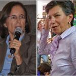 Salud Hernu00e1ndez, Claudia Lu00f3pez y Florence Thomas