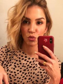 Khloé Kardashian, empresaria, y Valentina Lizcano, actriz.