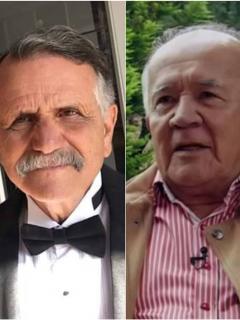 Álvaro Lemmon y Norberto López
