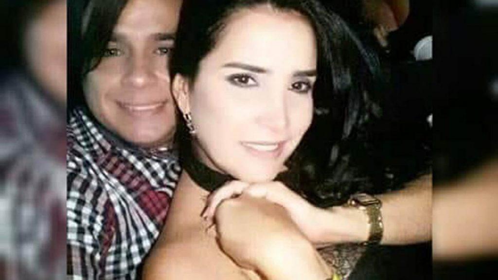 Aída Merlano y Gil Xavier Ferias Carreño