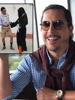 Niño se disfrazó de 'Juanpis' González, bailó como el personaje y video se volvió viral