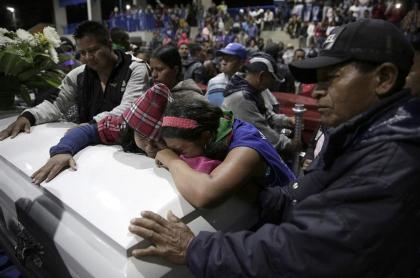 Masacre en Cauca