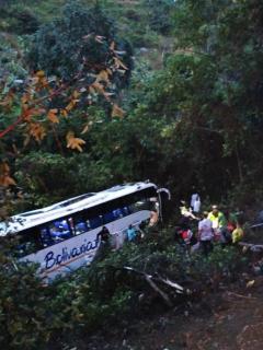 Accidente en Norte de Santander.