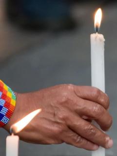 Asesinan a indígena que trabajaba como mototaxista; estaba en su casa