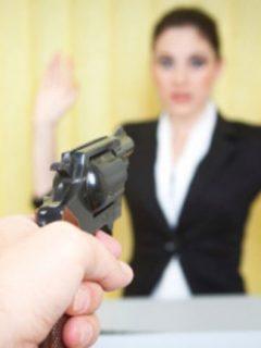 Imagen de un asalto