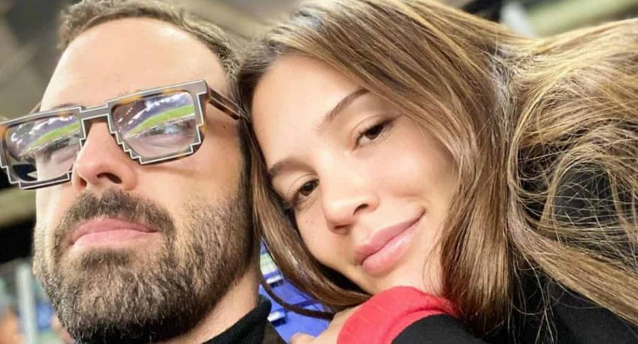 Norman Capuozzo y Lina Tejeiro