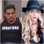 Jonathan Fierro y Laura Ojeda