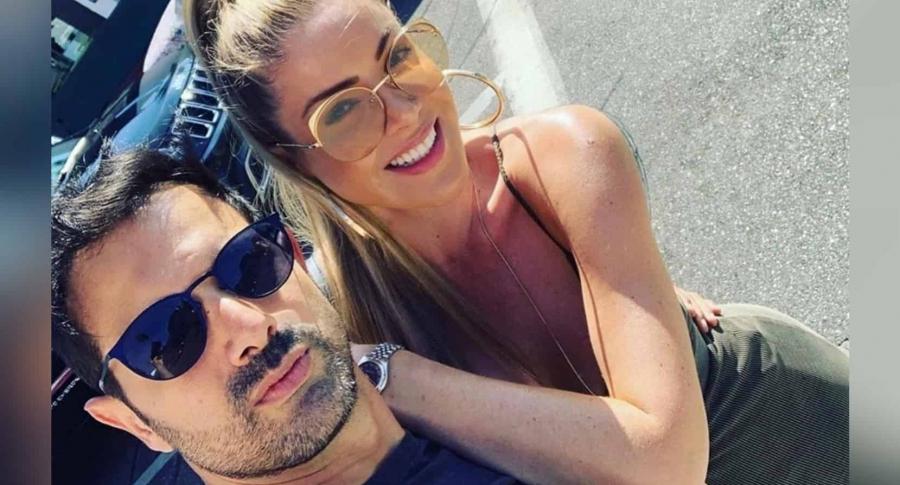 Alejandro Estrada y Nataly Umaña