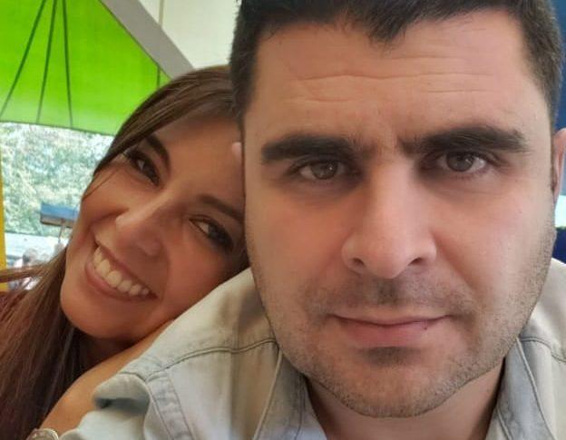 Cristina Estupiñan y Juan Felipe Cadavid