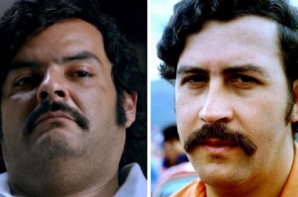 Federico Rivera / Pablo Escobar