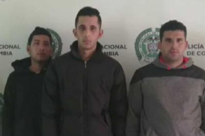 Venezolanos deportados
