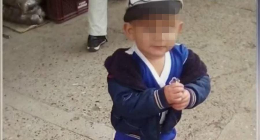 Niño abusado en Cundinamarca