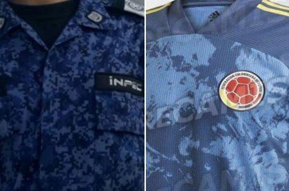 Meme camiseta Selección Colombia