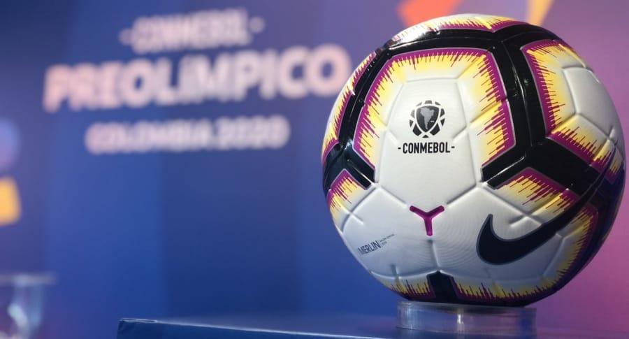 Balón Preolímpico