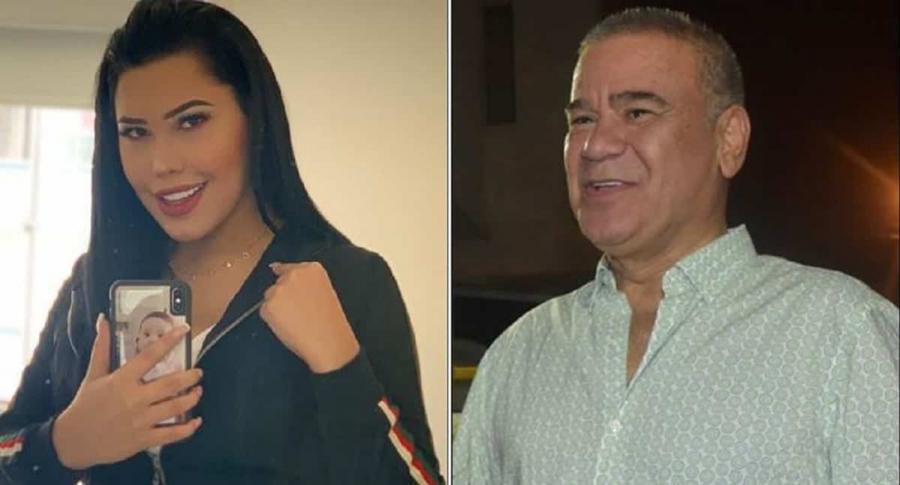 Ana del Castillo e Iván Villazón