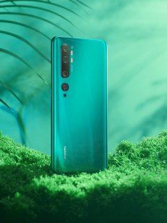¡Para despertar envidia! Así es el primer teléfono con cámara de 108 megapíxeles