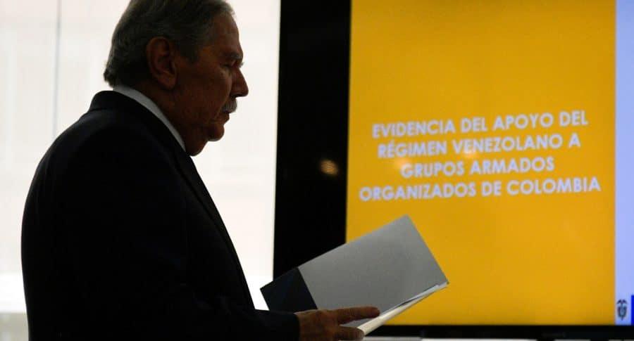 Ministro Botero