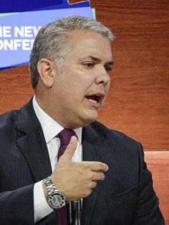 Alivio para pequeños comerciantes afectados por paro: Duque les anuncia línea de crédito