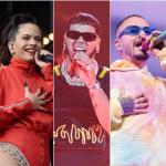 Karol G / Rosalía / Anuel / J Balvin / Becky G