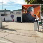 Cárcel de San Gil  e Iván Moreno