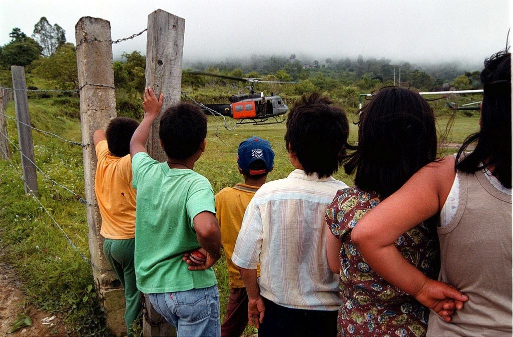 Niños del conflicto armado colombiano