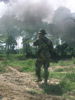 Denuncian muerte de otros 3 niños en operación militar del año pasado en Caquetá