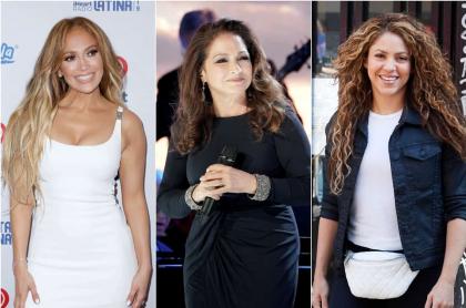 Jennifer Lopez / Gloria Estefan / Shakira