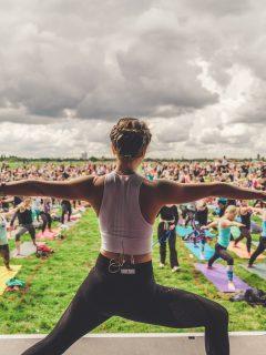 Bogotá vivirá festival de yoga y meditación que se ha hecho en Los Ángeles y Londres