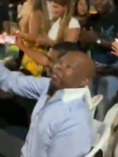 [Videos] La farra que armó el 'Tino' Asprilla en su finca para celebrar sus 50 años
