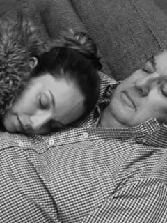 """""""Se fue el amor de mi vida"""": Claudia Bahamón despide a su papá luego de su trágica muerte"""