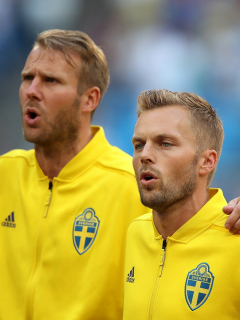 La linda camiseta que Adidas le diseña a Suecia y que hinchas colombianos envidian