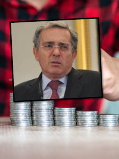 Alertan que se podrían acabar las cajas de compensación en Colombia; ¿por idea de Uribe?