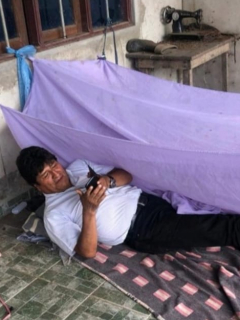 En el piso, así fue como Evo Morales durmió en su primera noche como expresidente