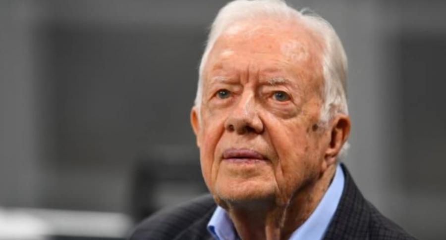 Jimmy Carter, expresidente de EE. UU.