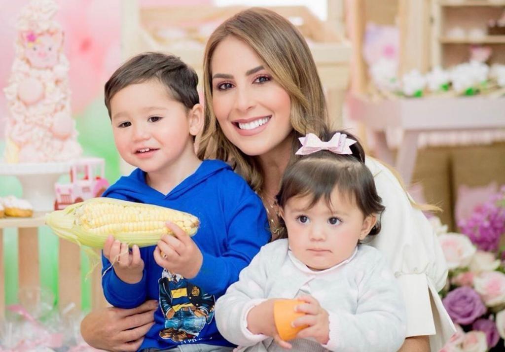 Familia de Carolina Soto