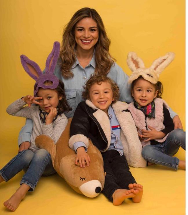 Familia de Valentina Cuervo
