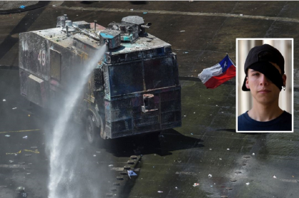 Huelga general en Chile