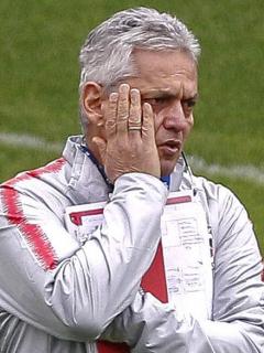 Rueda, con los crespos hechos: sus futbolistas no quisieron jugar en fecha Fifa