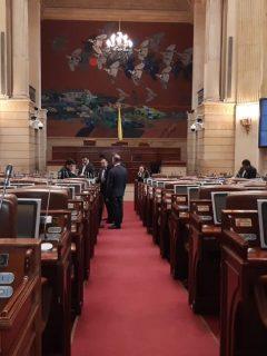 ¡Plantados! Carrasquilla no llegó a presentar reforma tributaria ante congresistas