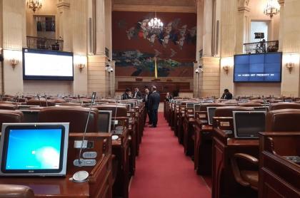 Salón Elíptico del Congreso de la República