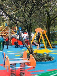 Después de 11 meses de polémicas, finalmente fue entregado el parque Japón, en Bogotá