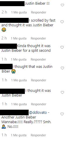 Comentarios Demi Lovato