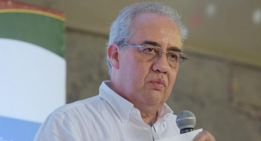 Pablo Elías González, director de la UNP