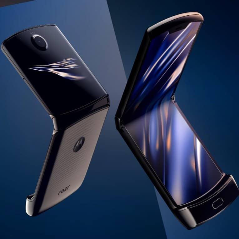 Motorola lanzó una nueva versión de su teléfono Razr