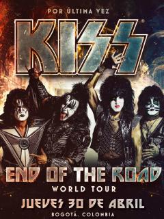 Kiss dará su último concierto en Colombia el próximo año; esto cuestan las boletas